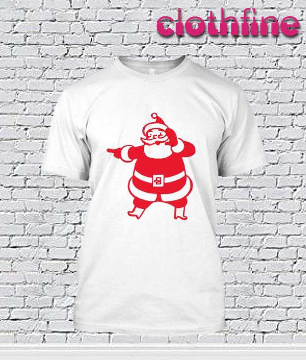 Santa Clause red T-Shirt