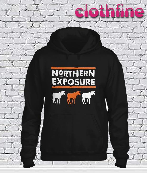 Nothern Exposure Hoodie
