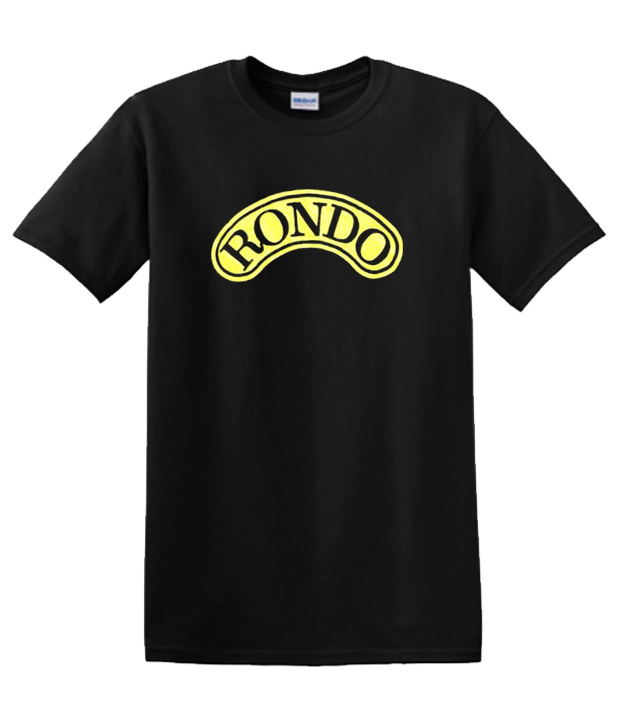 1984 RONDO Vintage RSK graphic T-shirt