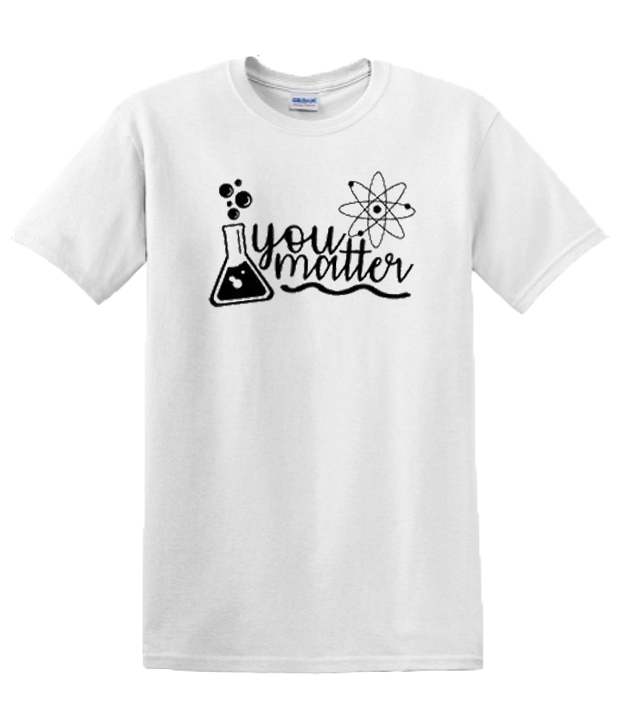 You Matter Science RSK graphic T-shirt