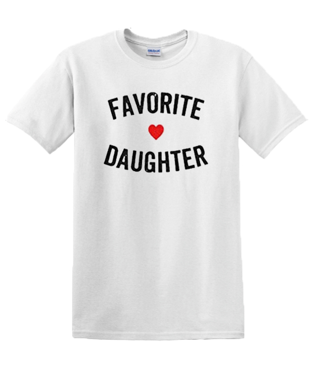 Favorite Daughter Fashionable Trending RSK T-shirt