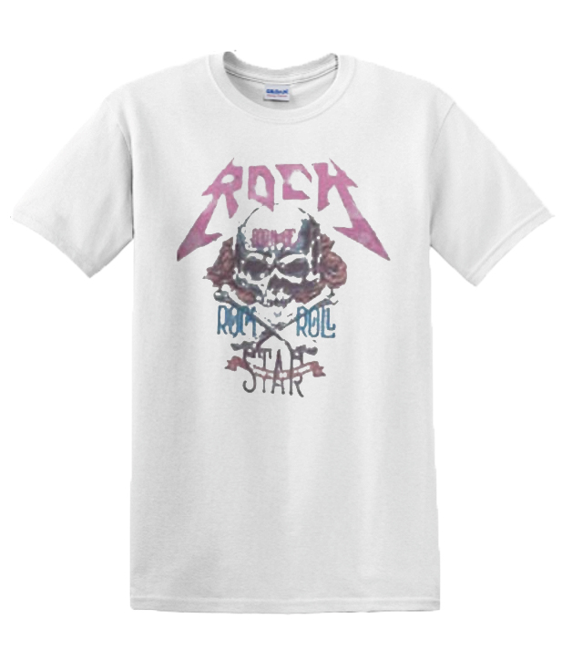 Rock and Roll Star RSK T-shirt