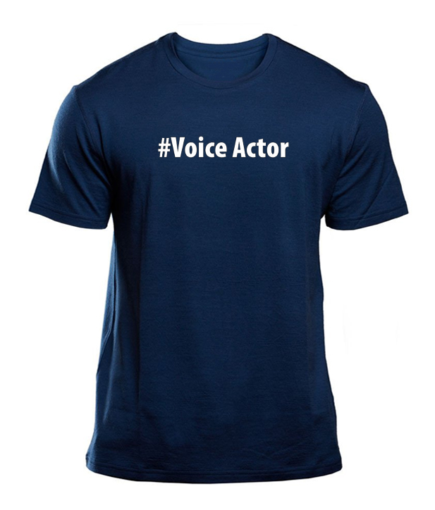 Voice Actor RSK T-shirt